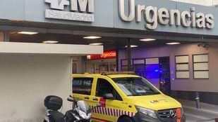 Apuñalado de gravedad un hombre junto a una estación de Metro en 'Sanse'