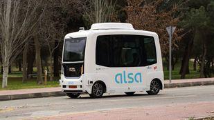 Alsa pone en operación el primer Bus Autónomo que circula en España