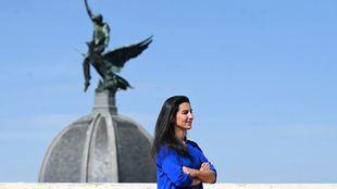 Rocío Monasterio, líder de Vox en Madrid.
