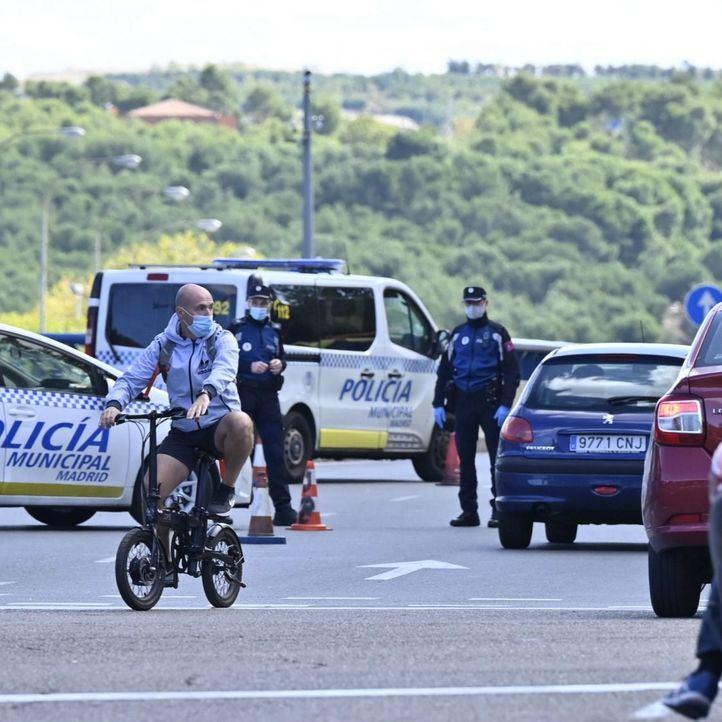control policial, Munincipales