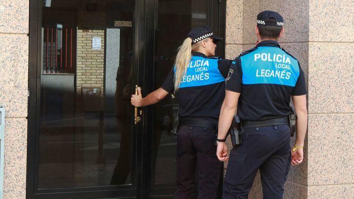 La Policía de Leganés se enfrenta al Ayuntamiento