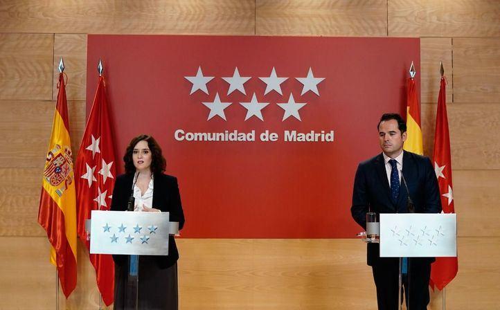 Ayuso aprobará este viernes nuevas restricciones para Madrid y pone el foco en las fiestas nocturnas