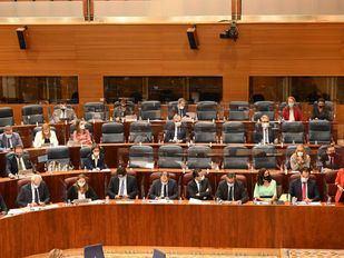 Jorge Rodrigo sustituye a Adrados como vicepresidente primero de la Asamblea