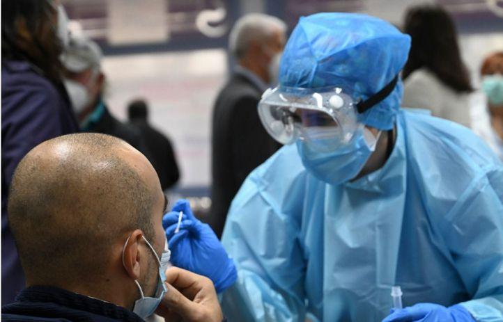 Madrid suma 3.696 contagios nuevos, 1.506 en las últimas 24 horas, y 43 fallecidos