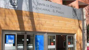 Sede Junta Municipal del Distrito de Fuencarral- El Pardo