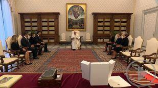 El Papa advierte a Sánchez del peligro de las