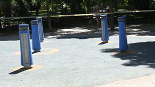 La alerta amarilla por viento obliga a balizar zonas en El Retiro y otros ocho parques