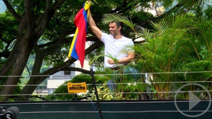 El Gobierno confirma la llegada de Leopoldo López a Madrid