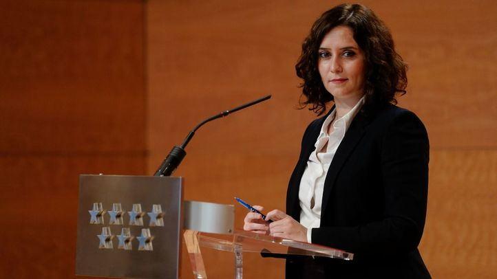Madrid continuará con su plan de toque de queda de 00:00 a 6:00 y restricciones en zonas básicas de salud