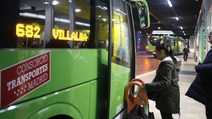 El proyecto de paradas a demanda se extiende a todos los interurbanos nocturnos