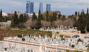Cementerios blindados ante la Covid