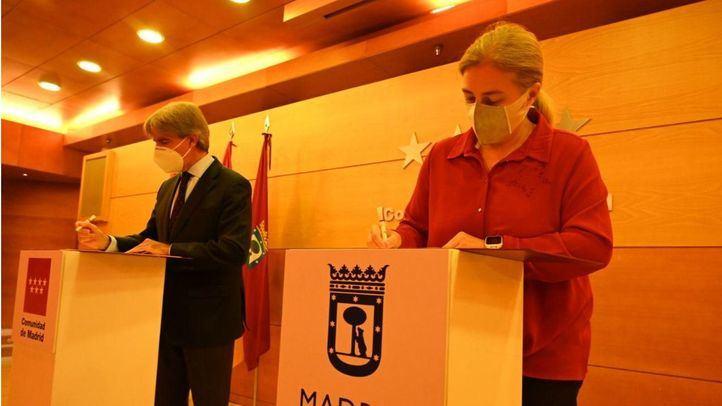 La Comunidad de Madrid junto con la Policía Municipal de Madrid refuerza la vigilancia y el control del transporte