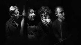 Antonio Serrano, Josemi Carmona y Javier Colina y Borja Burrueta, cuya actuación será el 8 d e noviembre