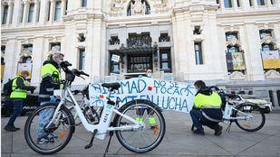 Aprobados más efectivos para BiciMAD: ayudas para comprar bicicletas y ampliación del carril bici