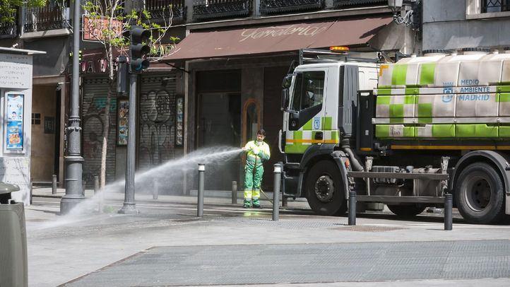 Madrid reforzará la limpieza con 80 millones anuales extra en el nuevo contrato