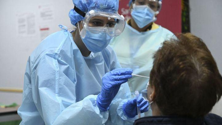 Madrid suma 2.248 nuevos positivos en Covid, 1.254 de las últimas 24 horas, y 40 fallecidos