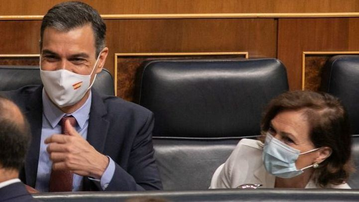 Sánchez ofrece un estado de alarma hasta marzo, prorrogable a mayo