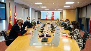 Reunión del Grupo Covid-19
