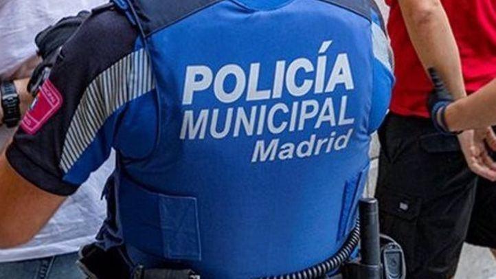 Agente de la Policía Municipal de Madrid