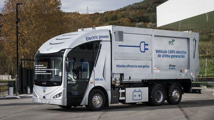 FCC Medio Ambiente, galardonada por su chasis-plataforma industrial 100% eléctrico para vehículos de servicios urbanos