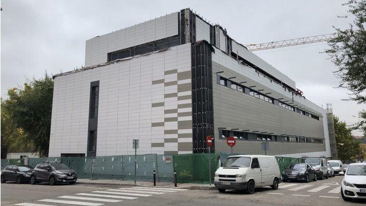 Usera estrenará su nueva biblioteca municipal en 2021