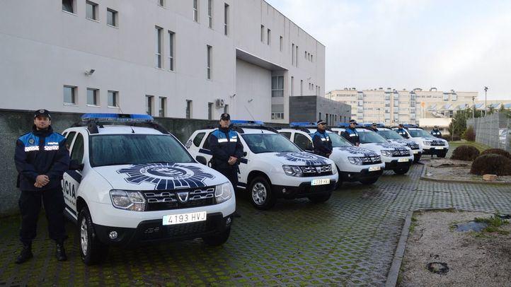 Policía local de Parla