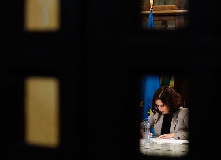 Lea aquí la carta en la que Ayuso pide a Sánchez la modificación del periodo temporal del cierre perimetral