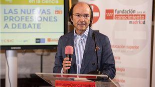 El consejero de Ciencia, Universidades e Innovación Eduardo Sicilia.
