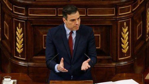 Sánchez rendirá cuentas del estado de alarma cada dos meses