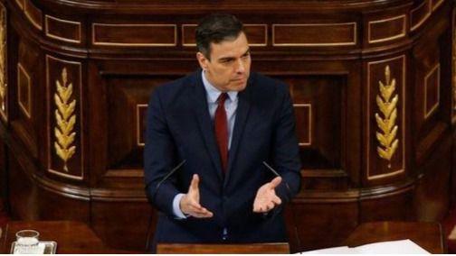 El Congreso aprueba que Sánchez rinda cuentas del estado de alarma cada dos meses