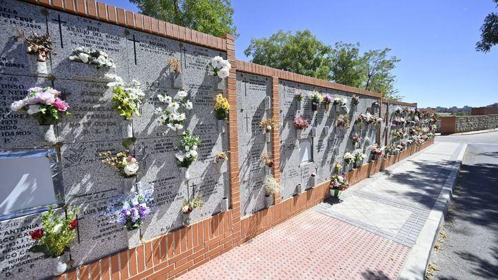 Huelga en la funeraria municipal para Todos los Santos