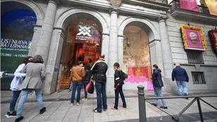 Altar de muertos en Casa de México