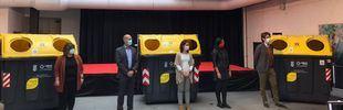 Getafe, primera ciudad de la Comunidad de Madrid que recompensará por reciclar gracias a Reciclos