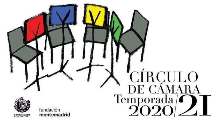 El CBA y la Fundación Montemadrid presentan la segunda temporada de Círculo de Cámara