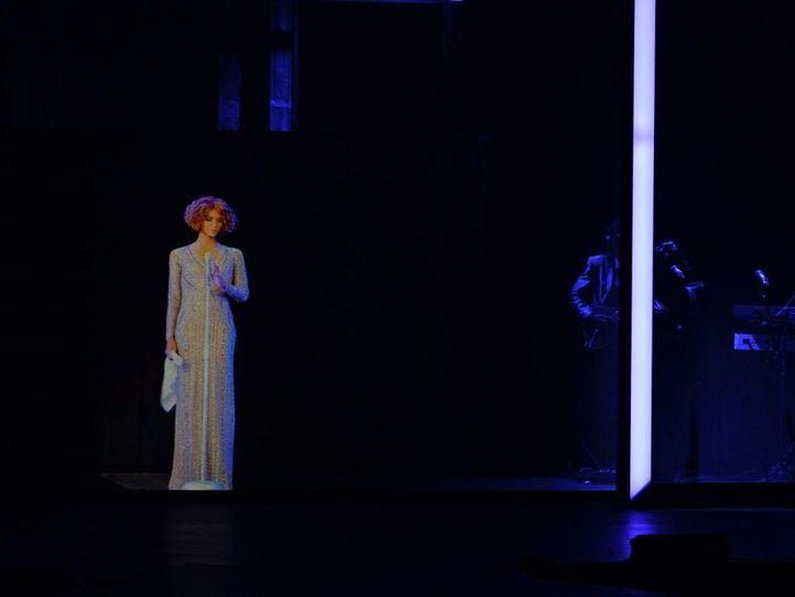 Whitney Houston llega a Madrid con su tour en holograma
