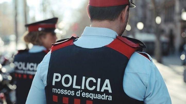 Disturbios en Barcelona durante una manifestación contra las restricciones por el coronavirus