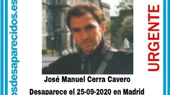 Desaparecido en Madrid un hombre de 47 años que necesita medicación
