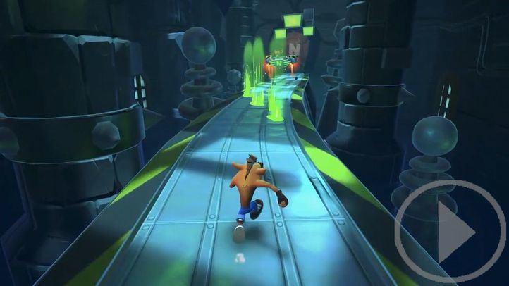 El mítico 'Crash Bandicoot' llegará a los móviles en primavera de 2021