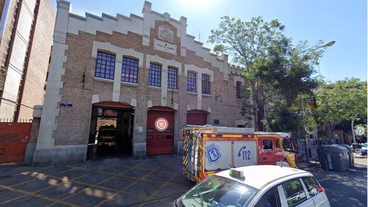 Parque de bomberos de Santa Engracia