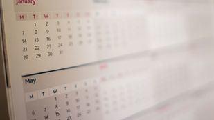 El BOE publica el calendario laboral de 2021