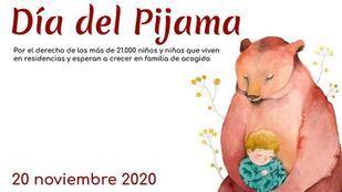 'El Día del Pijama': una iniciativa para fomentar la acogida