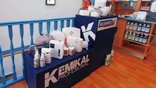 Abre en Madrid la primera tienda de productos 'anti-COVID'