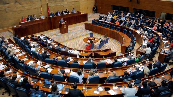 La izquierda y Ciudadanos evitan que la Asamblea vote un recurso de inconstitucionalidad contra el estado de alarma