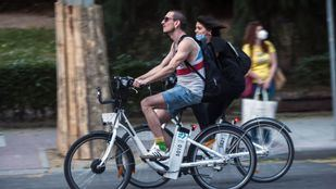 'Bicifestación': una marcha por la movilidad ciclista protegida