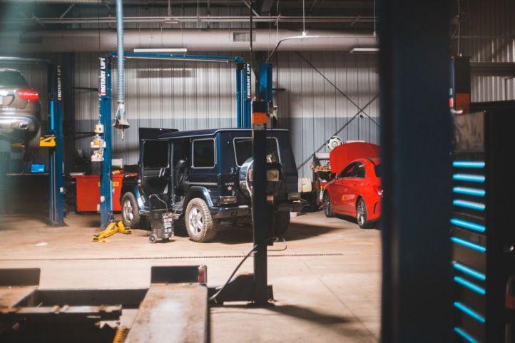 Tener un taller mecánico de confianza