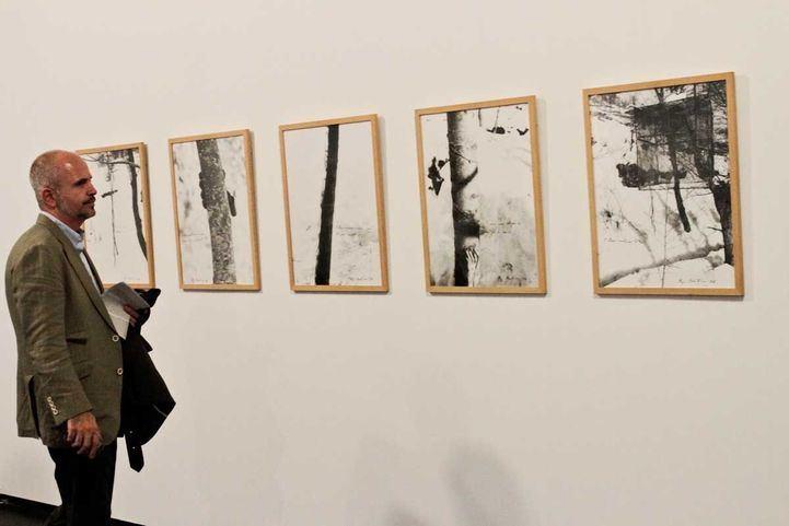 Exposición de la Fundación ARCO en el Centro de Arte Dos de Mayo (CA2M) de Móstoles.
