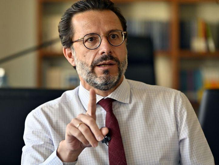 Lasquetty confirma que el Gobierno negociará los Presupuestos con Vox y sin socialistas