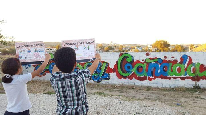 Vecinos de la Cañada vuelven a manifestarse para recuperar el servicio eléctrico