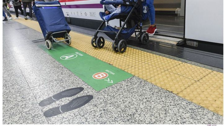 Cercanías Madrid pone en marcha una prueba piloto para mejorar su accesibilidad