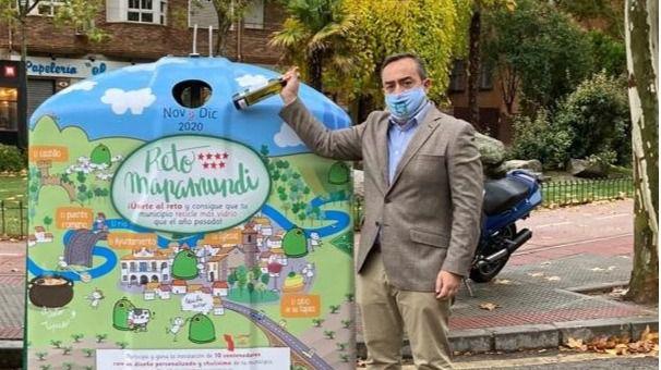 Ecovidrio promueve el reciclaje en 38 municipios madrileños con el 'Reto Mapamundi'